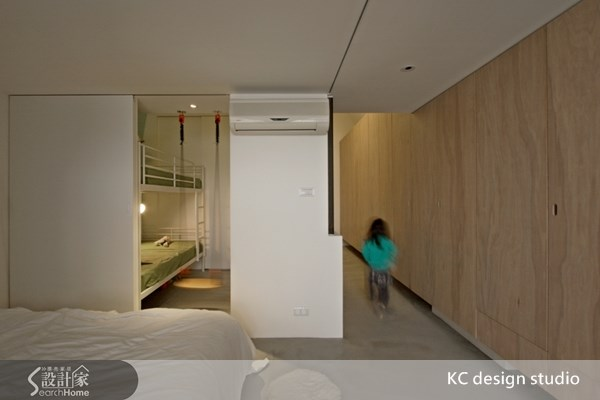 11坪新成屋(5年以下)_北歐風臥室案例圖片_KC design studio 均漢設計_KC_04之11