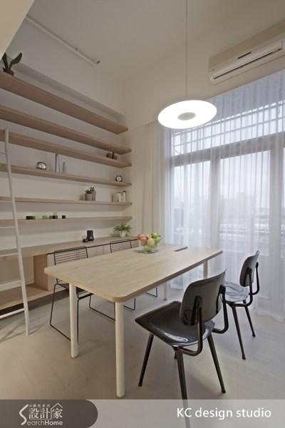 11坪新成屋(5年以下)_北歐風餐廳案例圖片_KC design studio 均漢設計_KC_04之7