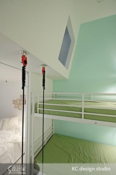 11坪新成屋(5年以下)_北歐風臥室案例圖片_KC design studio 均漢設計_KC_04之15