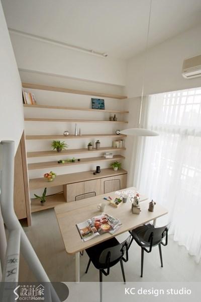 11坪新成屋(5年以下)_北歐風餐廳案例圖片_KC design studio 均漢設計_KC_04之10