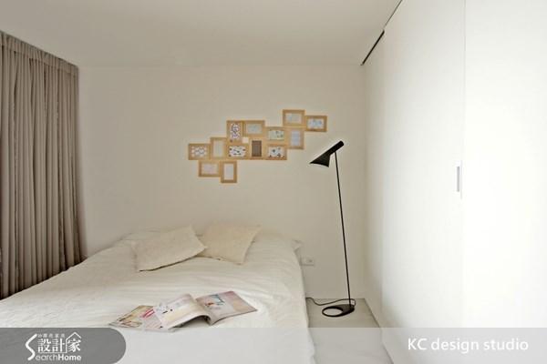 11坪新成屋(5年以下)_北歐風臥室案例圖片_KC design studio 均漢設計_KC_04之16