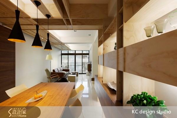 30坪新成屋(5年以下)_人文禪風餐廳案例圖片_KC design studio 均漢設計_KC_05之7