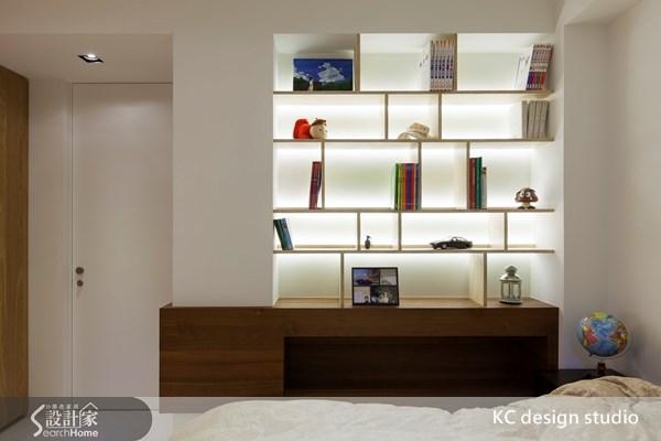 30坪新成屋(5年以下)_人文禪風臥室案例圖片_KC design studio 均漢設計_KC_05之14