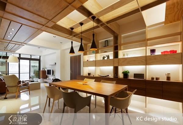 30坪新成屋(5年以下)_人文禪風客廳餐廳案例圖片_KC design studio 均漢設計_KC_05之6