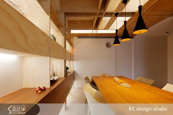 30坪新成屋(5年以下)_人文禪風餐廳案例圖片_KC design studio 均漢設計_KC_05之12