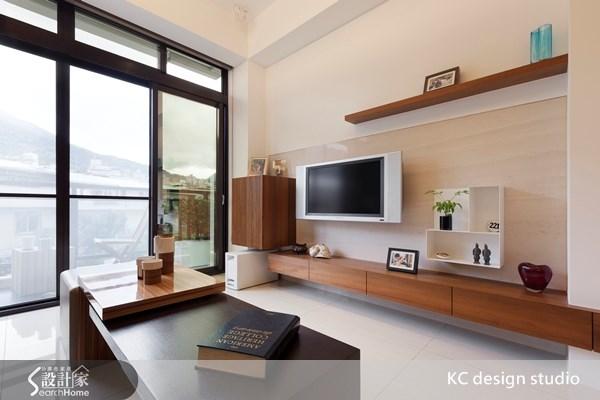 30坪新成屋(5年以下)_人文禪風客廳案例圖片_KC design studio 均漢設計_KC_05之3