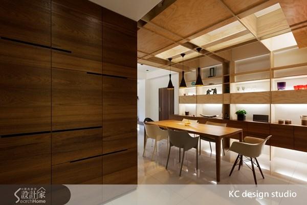 30坪新成屋(5年以下)_人文禪風餐廳案例圖片_KC design studio 均漢設計_KC_05之5