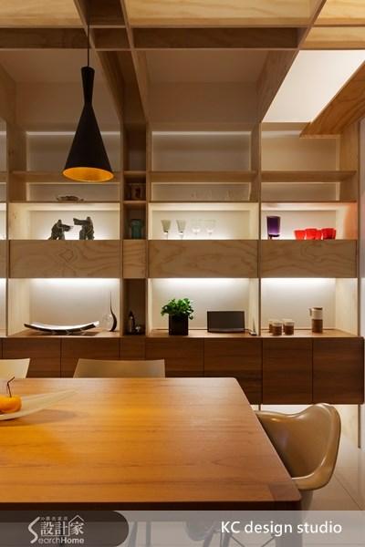 30坪新成屋(5年以下)_人文禪風餐廳案例圖片_KC design studio 均漢設計_KC_05之13