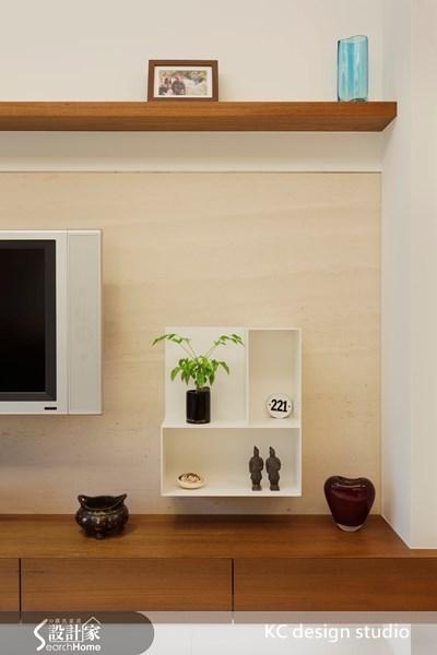30坪新成屋(5年以下)_人文禪風客廳案例圖片_KC design studio 均漢設計_KC_05之4