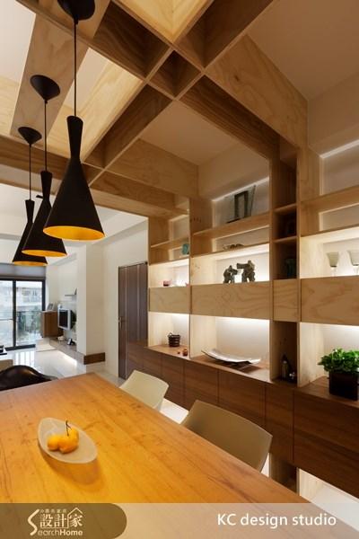 30坪新成屋(5年以下)_人文禪風客廳餐廳案例圖片_KC design studio 均漢設計_KC_05之10