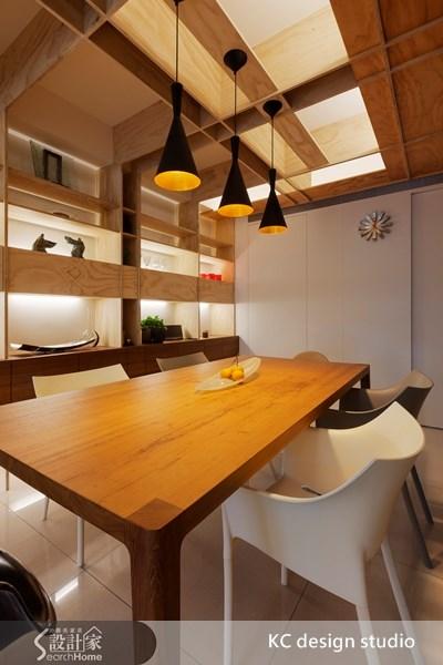 30坪新成屋(5年以下)_人文禪風餐廳案例圖片_KC design studio 均漢設計_KC_05之11