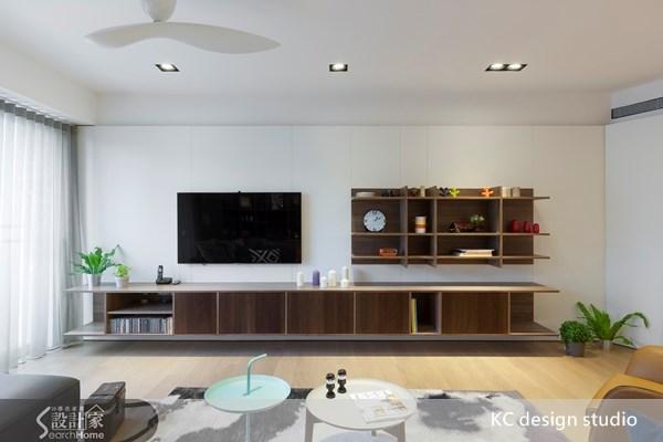 35坪老屋(16~30年)_現代風客廳案例圖片_KC design studio 均漢設計_KC_06之4