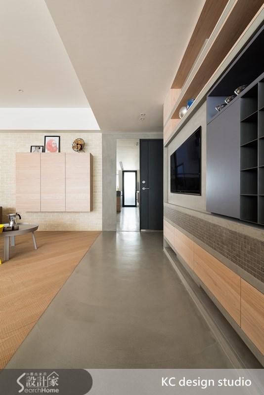 24坪中古屋(5~15年)_混搭風客廳案例圖片_KC design studio 均漢設計_KC_10之4