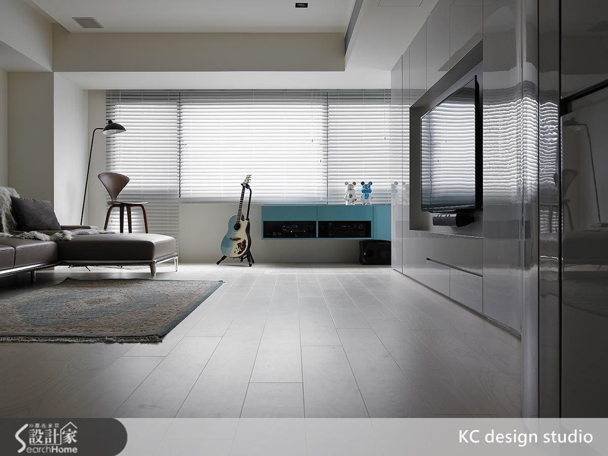 29坪老屋(16~30年)_現代風客廳案例圖片_KC design studio 均漢設計_KC_11之2