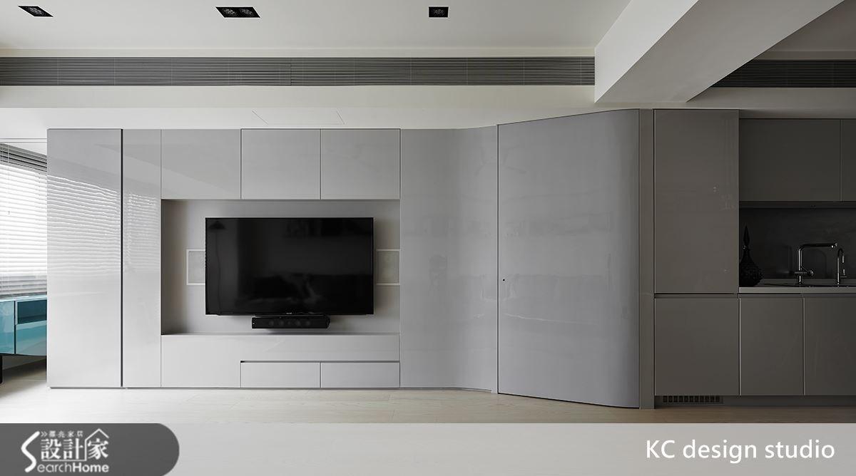 29坪老屋(16~30年)_現代風客廳案例圖片_KC design studio 均漢設計_KC_11之4