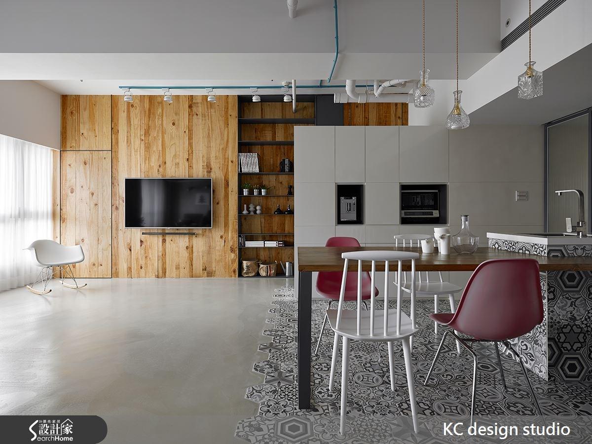 24坪預售屋_混搭風餐廳案例圖片_KC design studio 均漢設計_KC_12之4