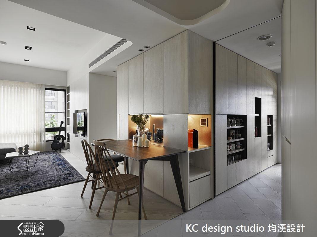19坪中古屋(5~15年)_北歐風餐廳案例圖片_KC design studio 均漢設計_KC_14之2
