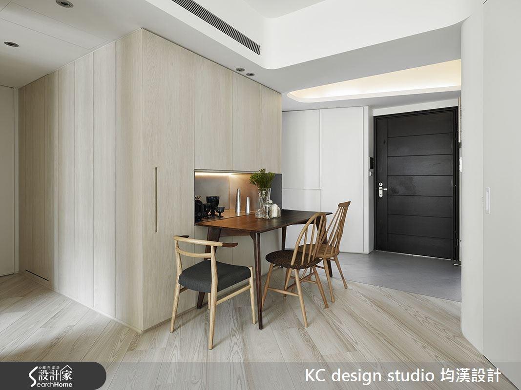 19坪中古屋(5~15年)_北歐風餐廳案例圖片_KC design studio 均漢設計_KC_14之1
