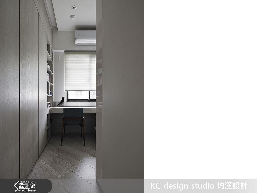 19坪中古屋(5~15年)_北歐風書房案例圖片_KC design studio 均漢設計_KC_14之6