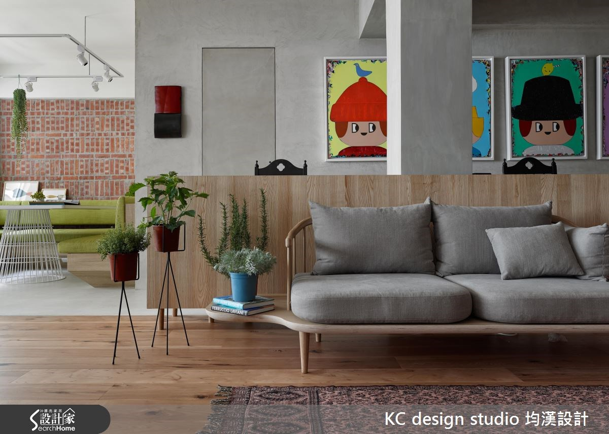 38坪老屋(16~30年)_混搭風案例圖片_KC design studio 均漢設計_KC_16之4