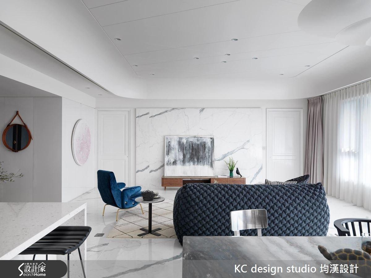55坪新成屋(5年以下)_現代風客廳餐廳案例圖片_KC design studio 均漢設計_KC_18之4