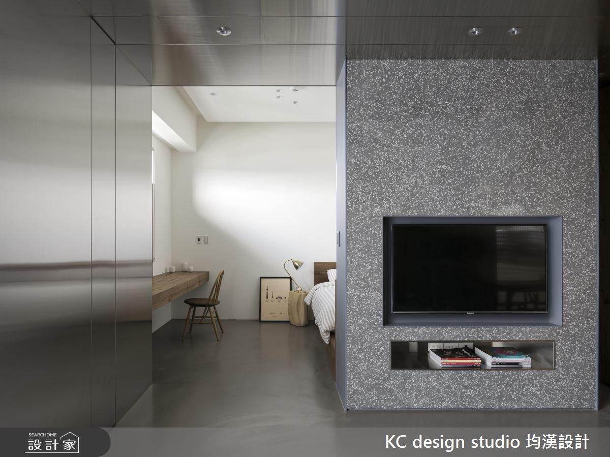 22坪新成屋(5年以下)_現代風臥室案例圖片_KC design studio 均漢設計_KC_20之2