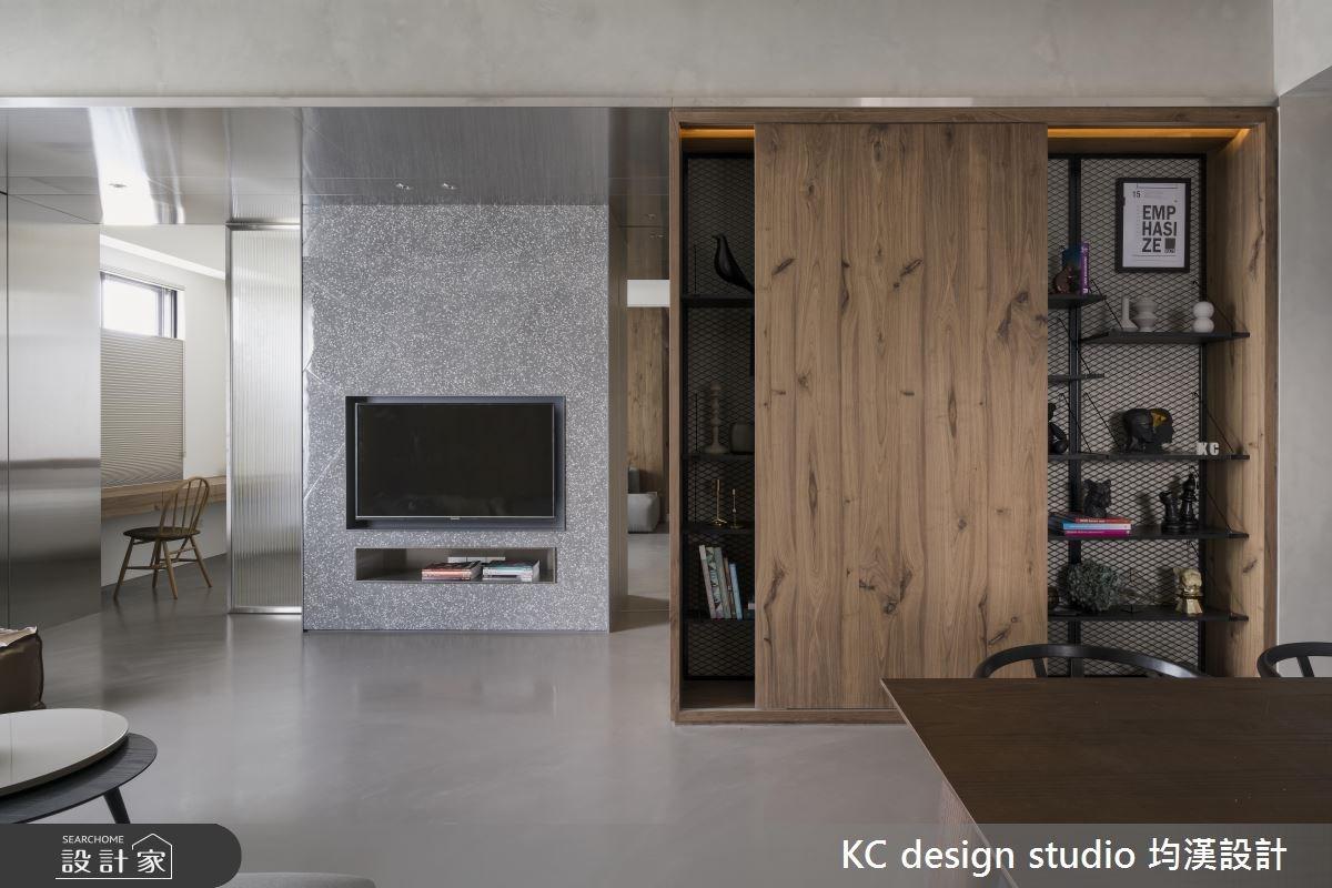 22坪新成屋(5年以下)_現代風客廳餐廳案例圖片_KC design studio 均漢設計_KC_20之3