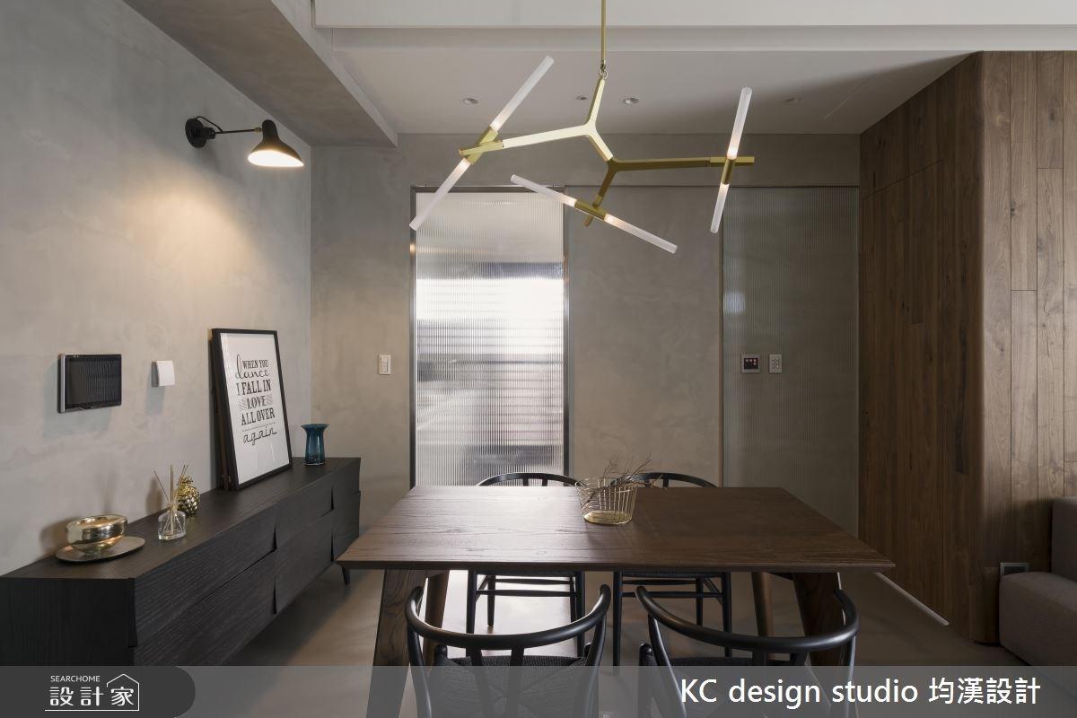 22坪新成屋(5年以下)_現代風餐廳案例圖片_KC design studio 均漢設計_KC_20之7