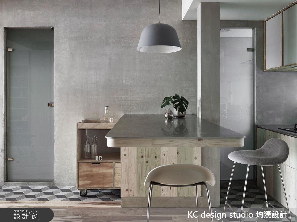 22坪中古屋(5~15年)_北歐風餐廳案例圖片_KC design studio 均漢設計_KC_22之2