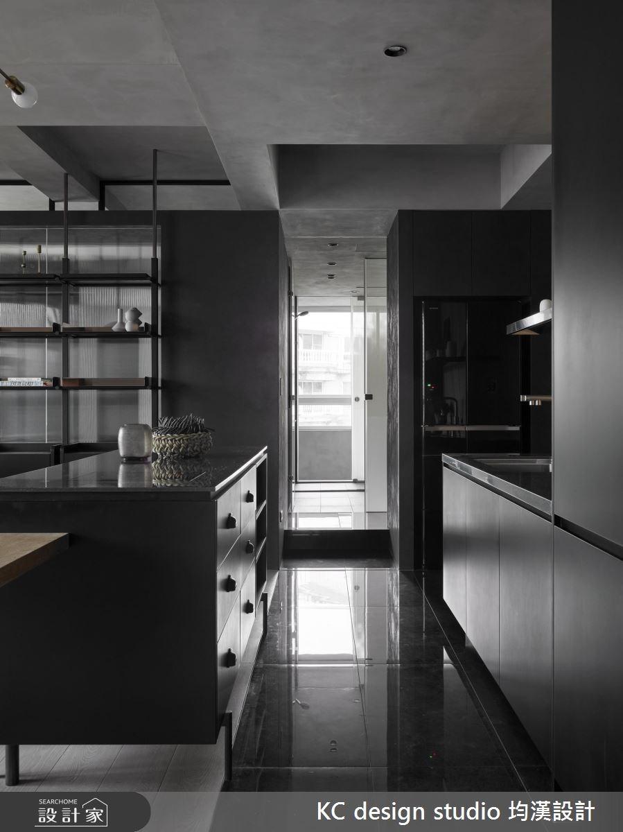 中古屋(5~15年)_奢華風餐廳廚房案例圖片_KC design studio 均漢設計_KC_23之2