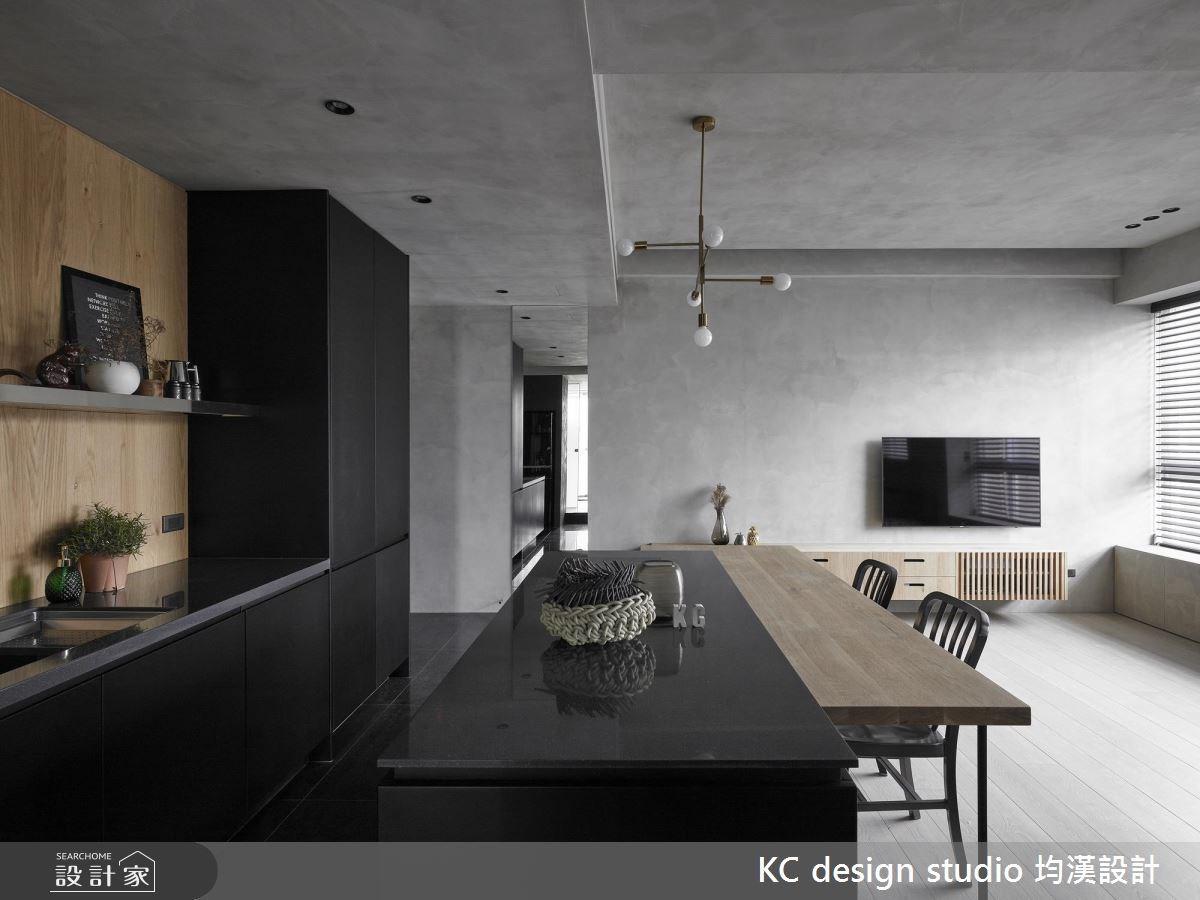 中古屋(5~15年)_奢華風餐廳案例圖片_KC design studio 均漢設計_KC_23之3