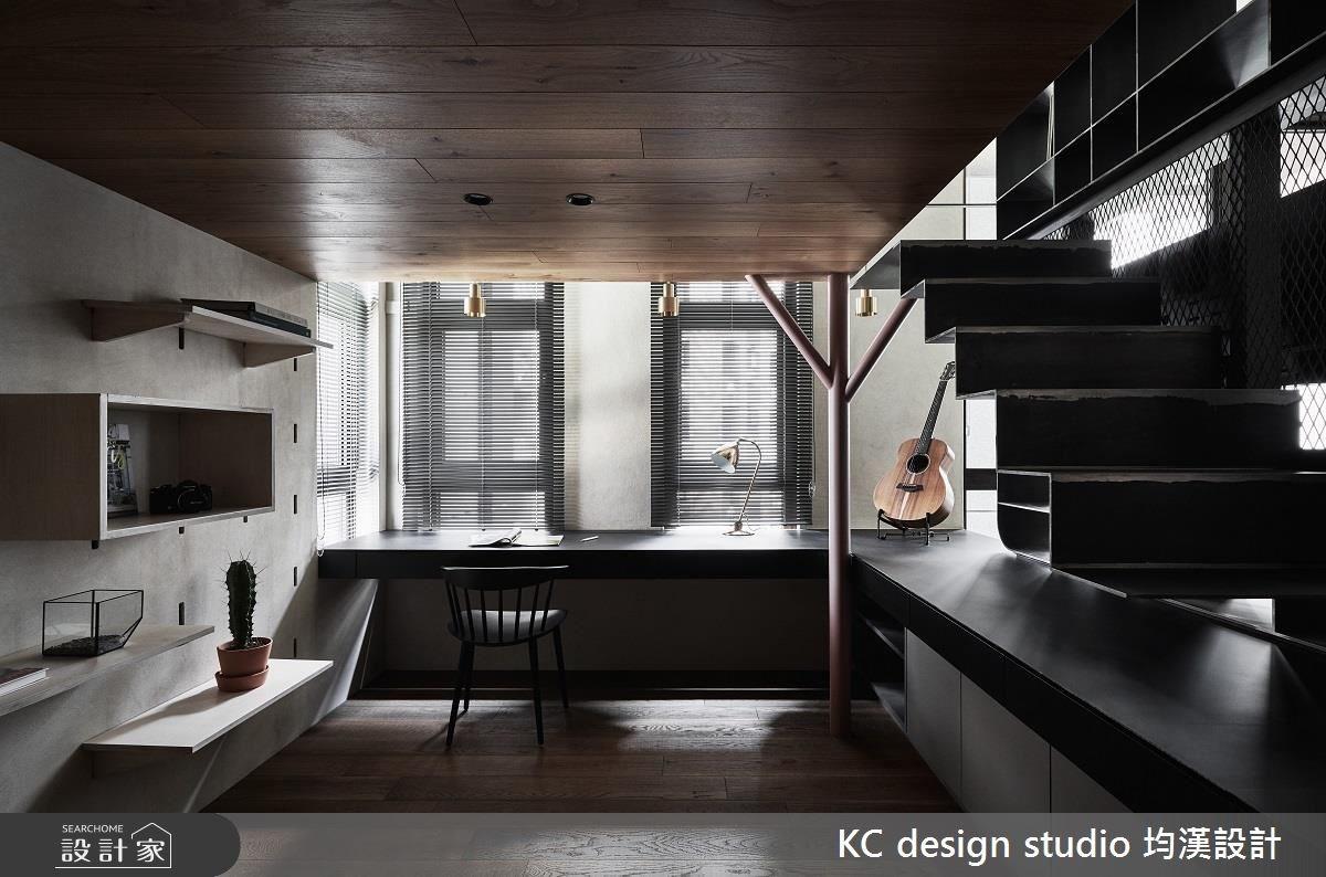 14坪預售屋_工業風和室多功能室案例圖片_KC design studio 均漢設計_KC_25之3