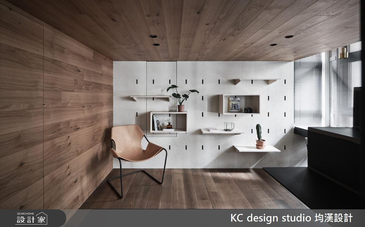 14坪預售屋_工業風多功能室案例圖片_KC design studio 均漢設計_KC_25之4