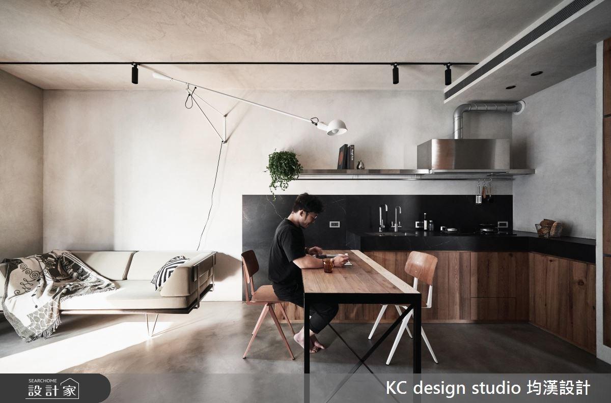 14坪預售屋_工業風餐廳案例圖片_KC design studio 均漢設計_KC_25之10