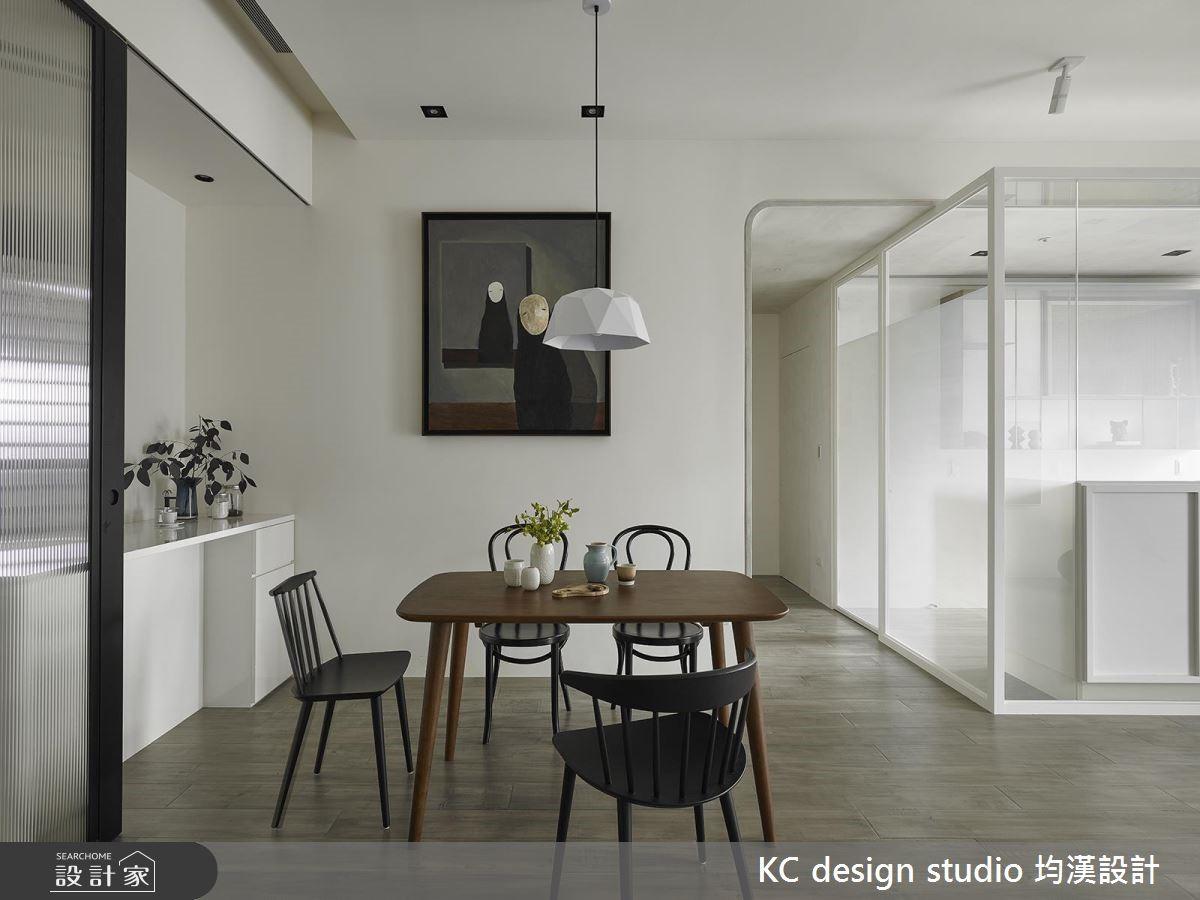 24坪新成屋(5年以下)_北歐風餐廳案例圖片_KC design studio 均漢設計_KC_26之2