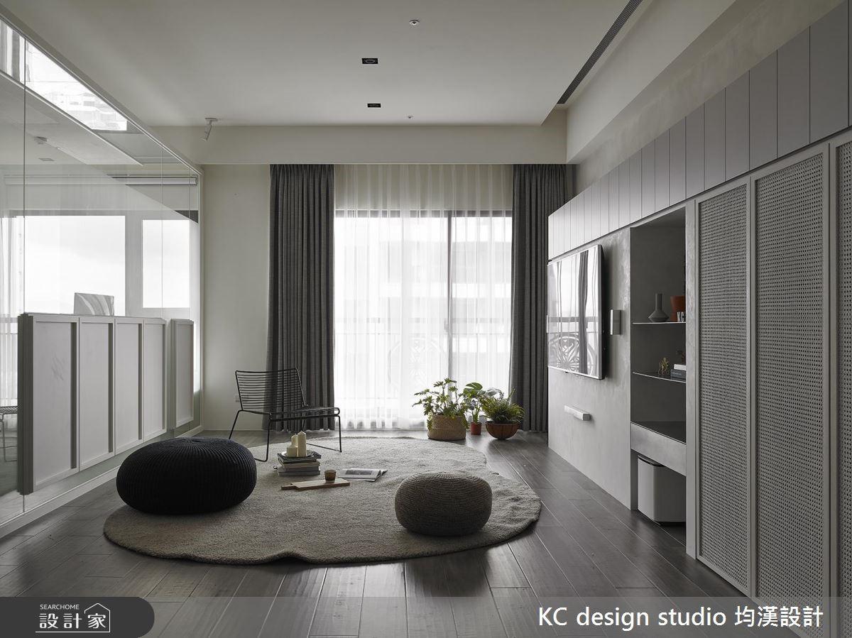 24坪新成屋(5年以下)_北歐風客廳案例圖片_KC design studio 均漢設計_KC_26之5