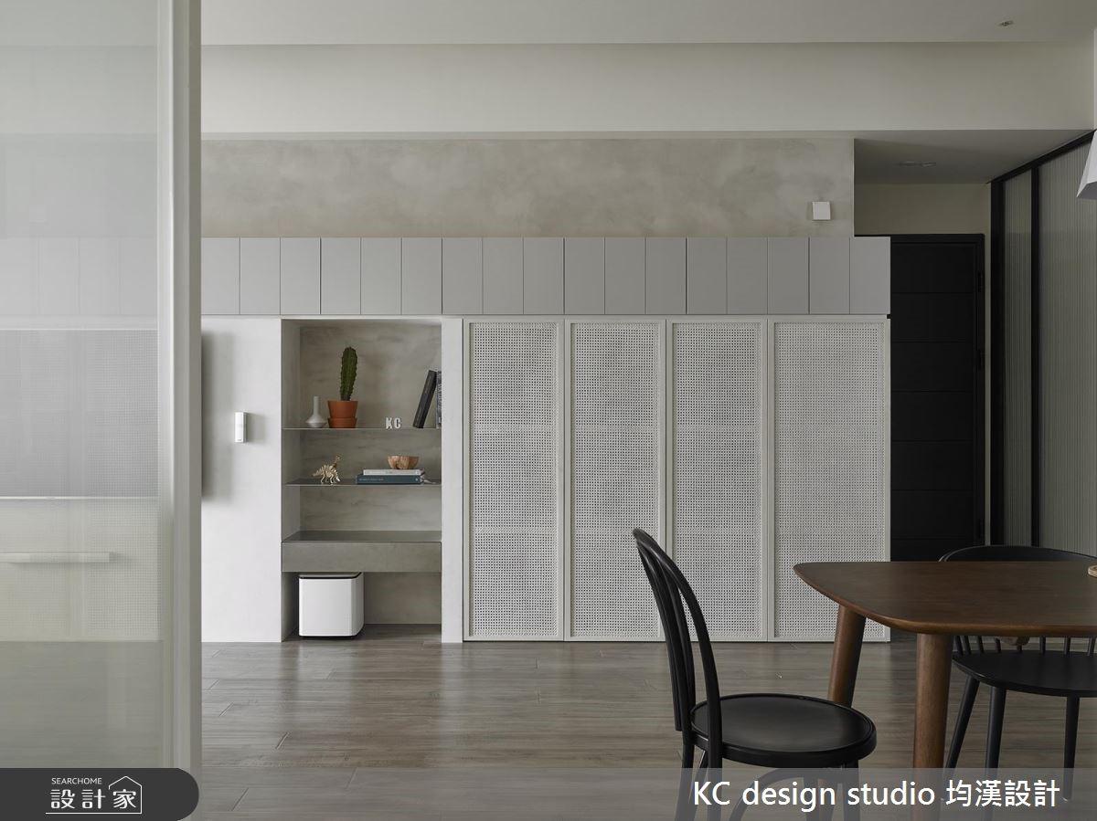 24坪新成屋(5年以下)_北歐風案例圖片_KC design studio 均漢設計_KC_26之3