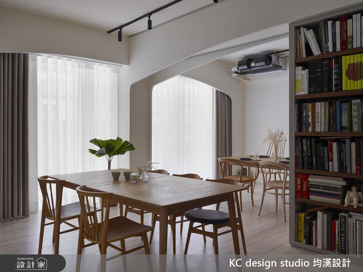 老屋(16~30年)_北歐風餐廳案例圖片_KC design studio 均漢設計_KC_30之4