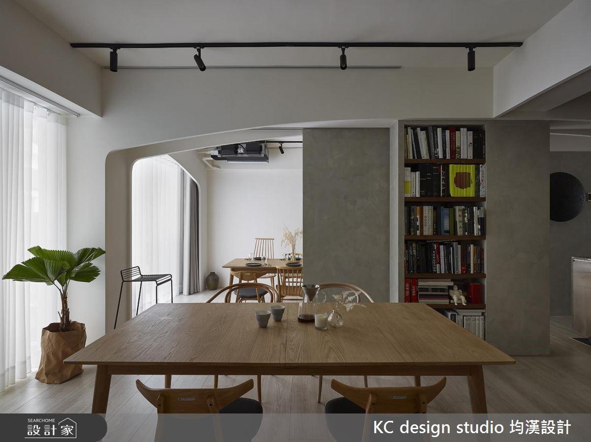 老屋(16~30年)_北歐風餐廳案例圖片_KC design studio 均漢設計_KC_30之3