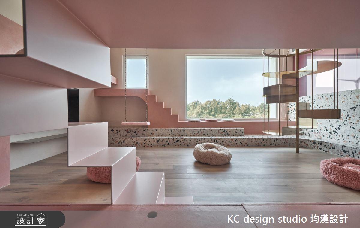 新成屋(5年以下)_奢華風多功能室案例圖片_KC design studio 均漢設計_KC_32之20