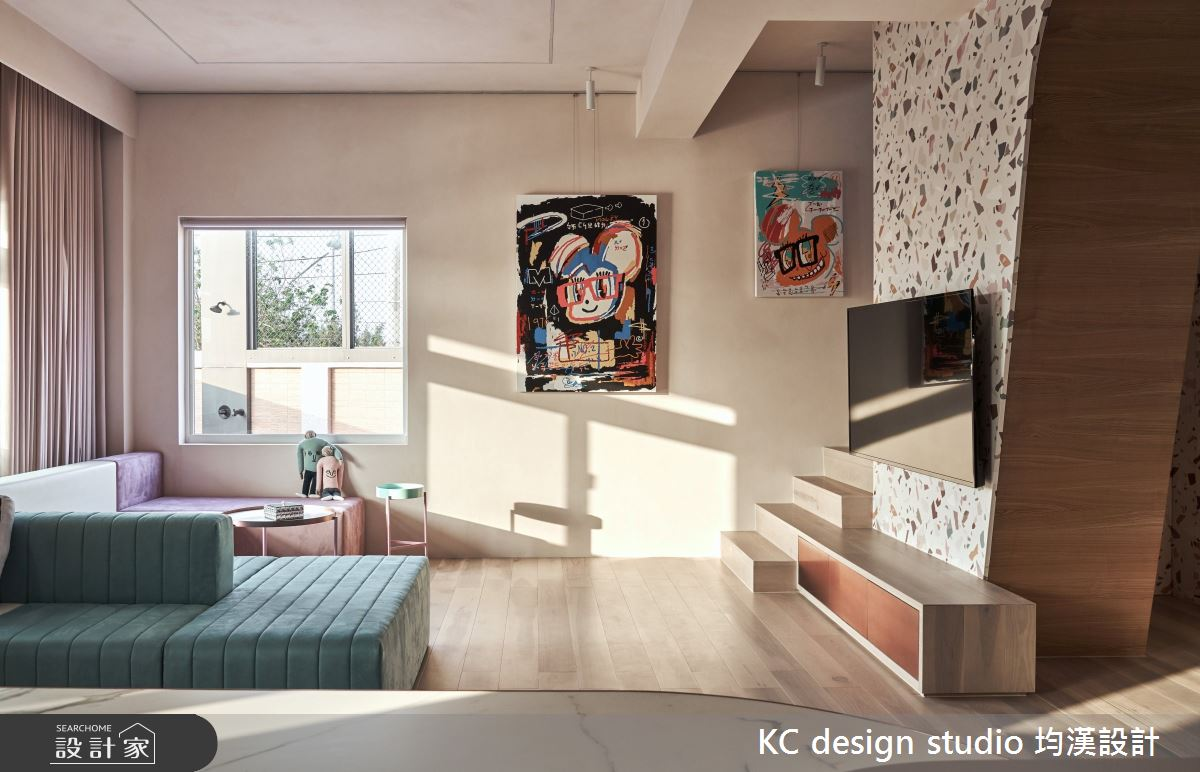 新成屋(5年以下)_奢華風客廳案例圖片_KC design studio 均漢設計_KC_32之2