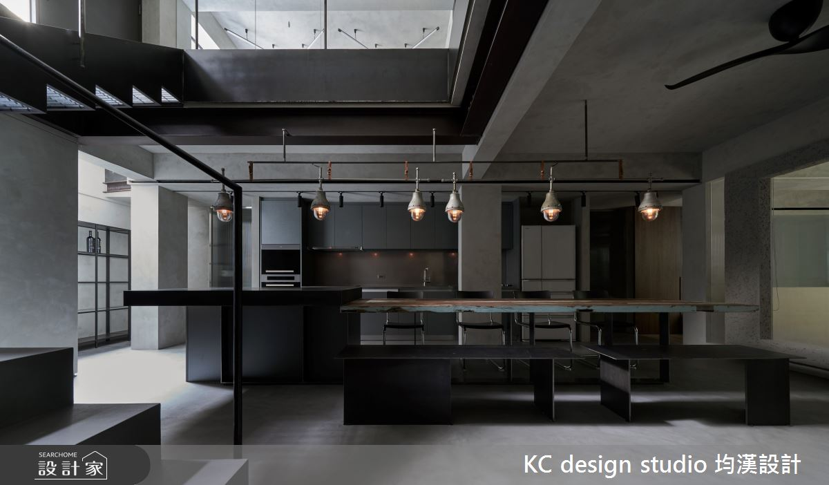 70坪老屋(50年以上)_現代風餐廳案例圖片_KC design studio 均漢設計_KC_36之17