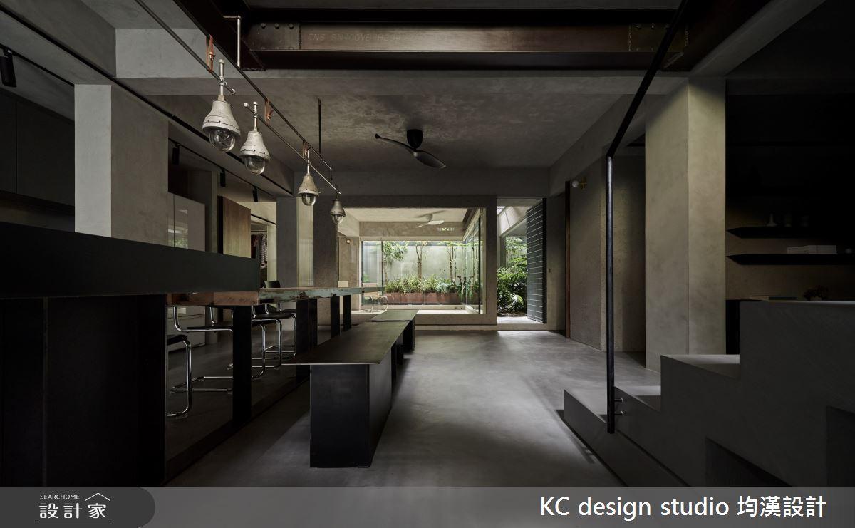 70坪老屋(50年以上)_現代風餐廳案例圖片_KC design studio 均漢設計_KC_36之18