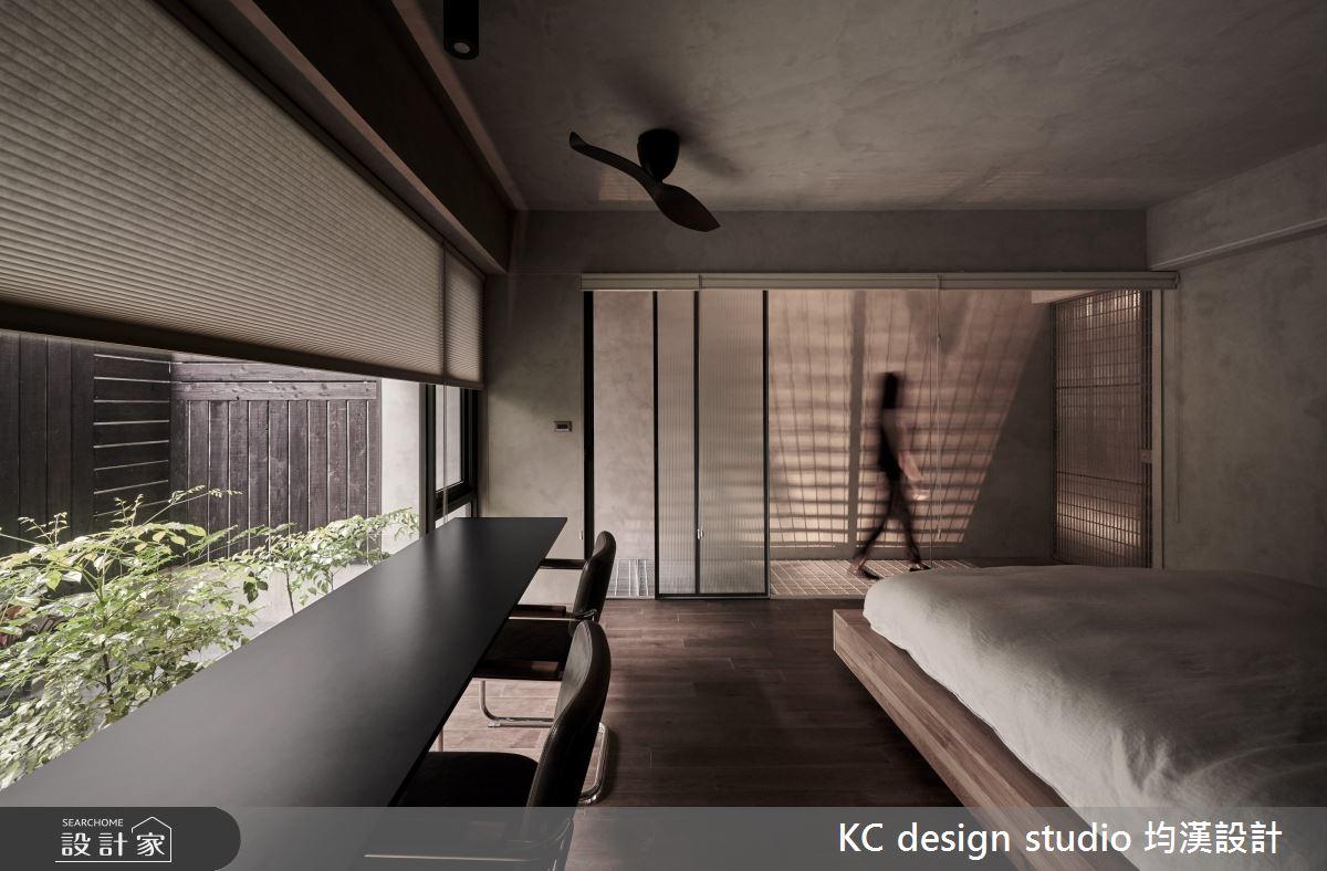 70坪老屋(50年以上)_現代風臥室案例圖片_KC design studio 均漢設計_KC_36之25
