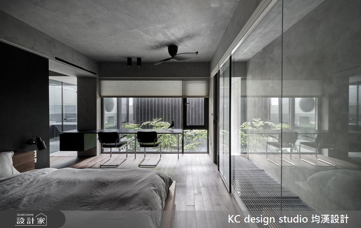 70坪老屋(50年以上)_現代風臥室案例圖片_KC design studio 均漢設計_KC_36之26
