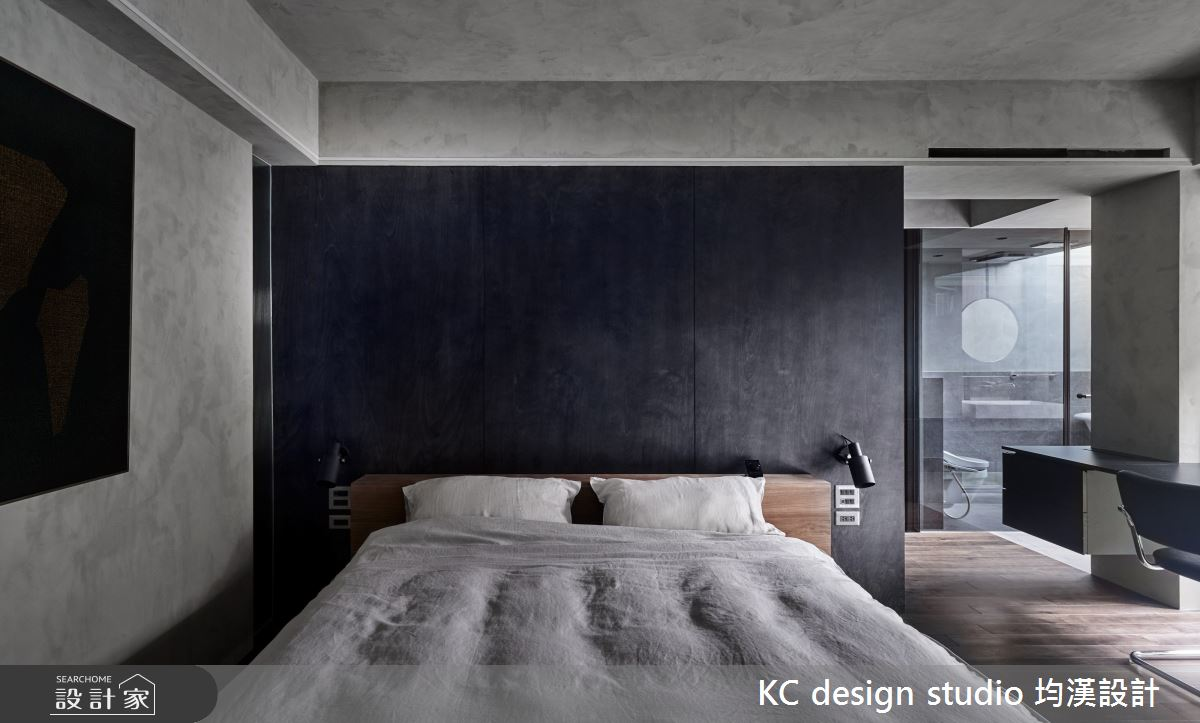 70坪老屋(50年以上)_現代風臥室案例圖片_KC design studio 均漢設計_KC_36之27