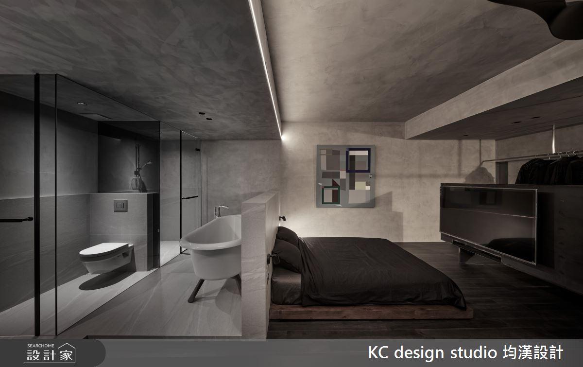 70坪老屋(50年以上)_現代風臥室案例圖片_KC design studio 均漢設計_KC_36之28