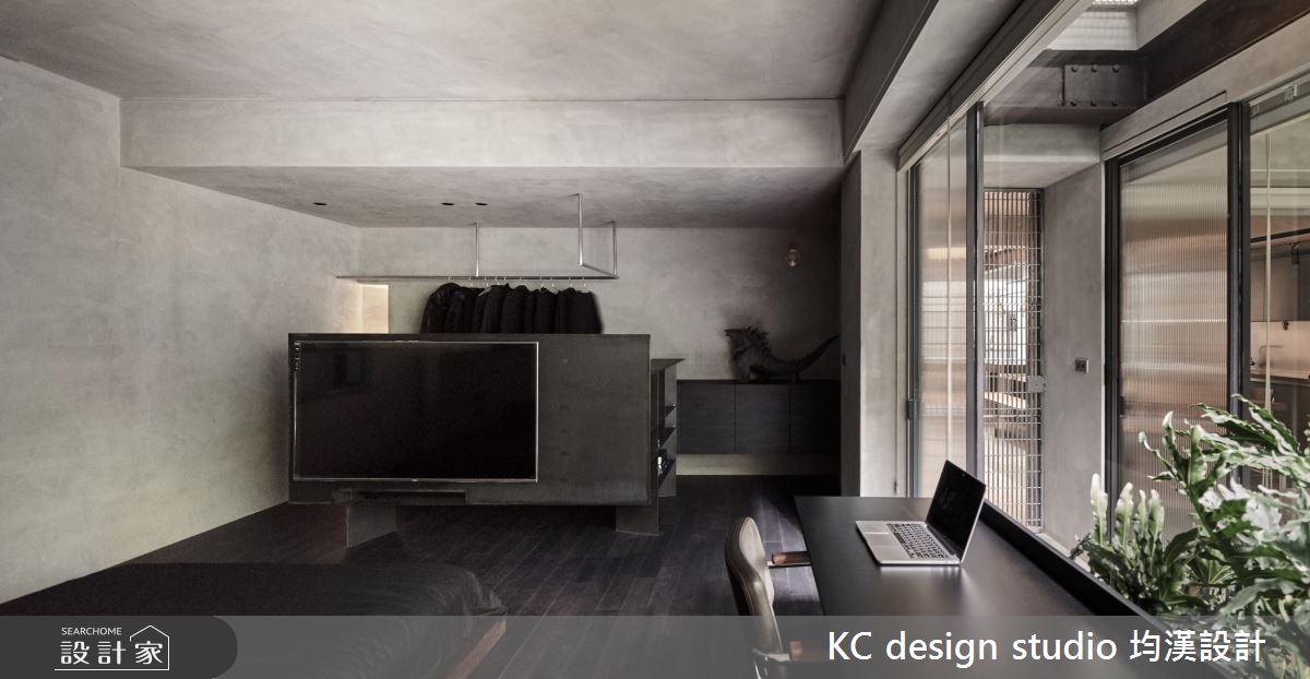 70坪老屋(50年以上)_現代風臥室案例圖片_KC design studio 均漢設計_KC_36之31