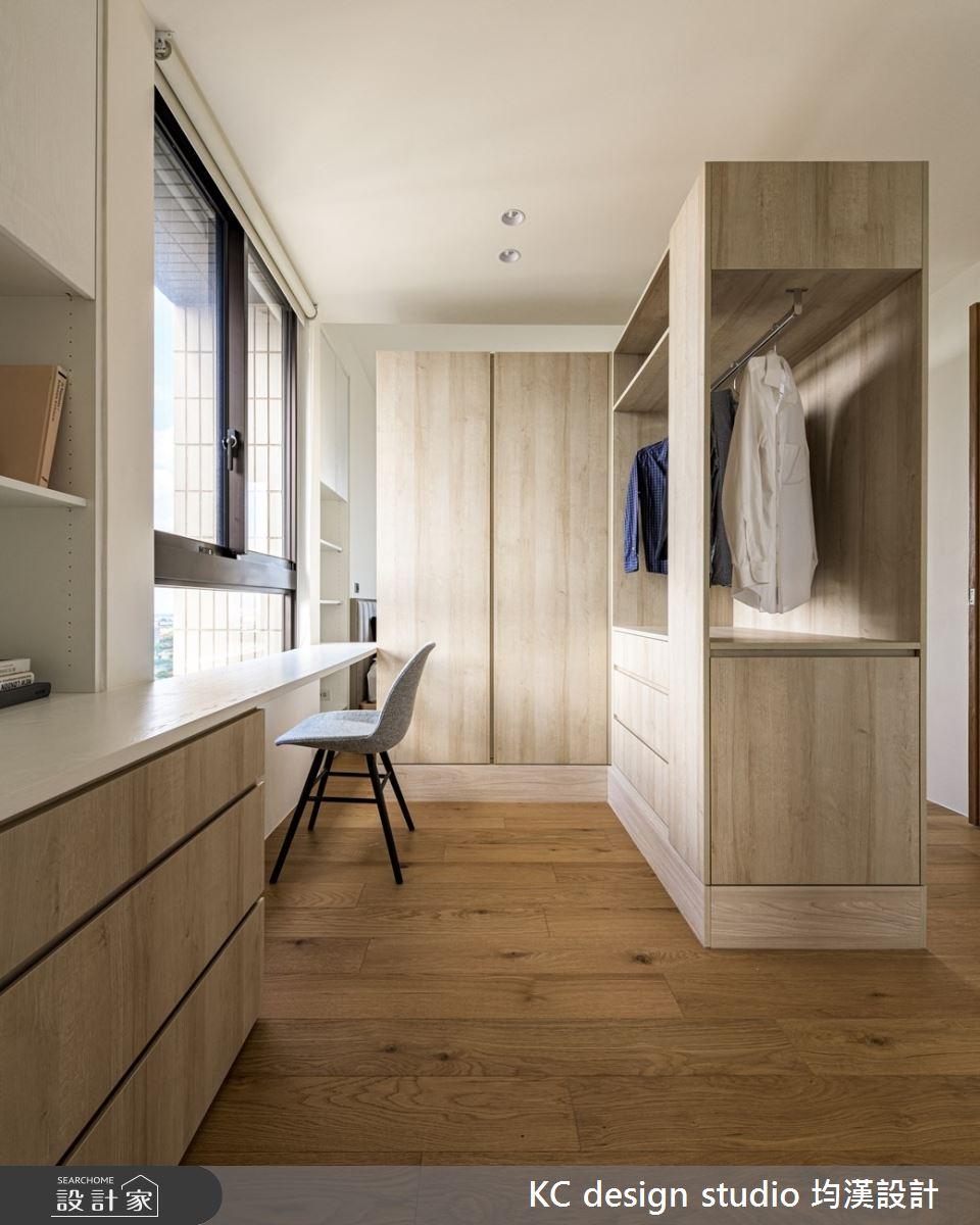 新成屋(5年以下)_現代風書房更衣間案例圖片_KC design studio 均漢設計_KC_39之5