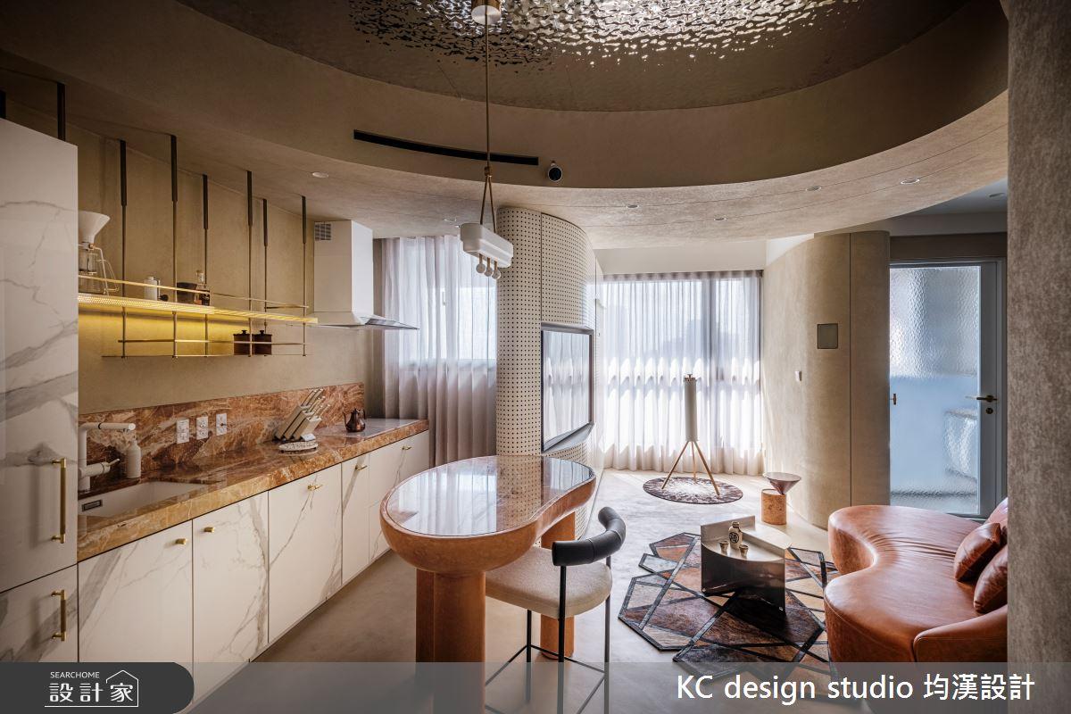 11坪新成屋(5年以下)_現代風餐廳案例圖片_KC design studio 均漢設計_KC_40之4